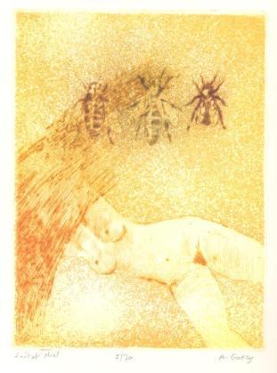 Pentateuque - Avant-propos de Julien Klener – 15 textes de la Thora – 15 gravures à l'aquatinte – 85 exemplaires, Editions Pandora – Antwerpen