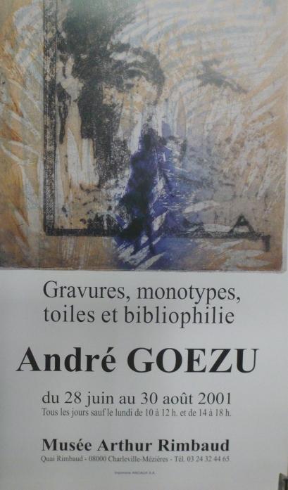 Affiche Rimbaud