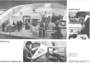 Agfa Gevaert Lithographie