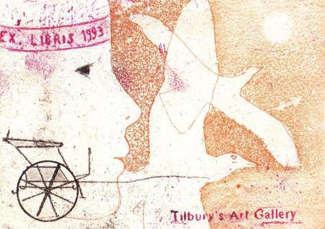 Ex libris tilbury