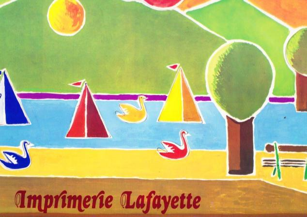 Imprimerie Lafayette