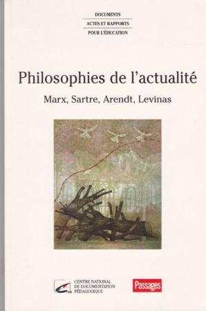 """Philosophies de l'actualité"", Editions Passages"
